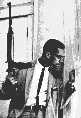 Malcolm X - Self-defence